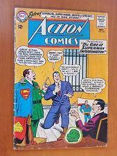 Dc Action Comics, Vol. 1 # 306 ( Nov. 1963) The Great Superman Impersonation