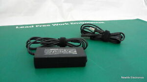 HP F1781A Ultraslim 19V 3.30A 60W AC/DC Omnibook Charger & Power Cable