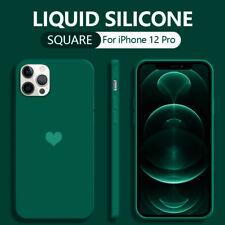 Corazón De Silicona a Prueba de Choques TPU funda para iPhone 12 Pro Max Mini 11 XS XR 7 8