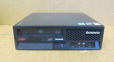 Lenovo ThinkCentre M57P 6397-A21 Intel Core 2 Duo E8200 2.66GHz 1GB 160GB HDD