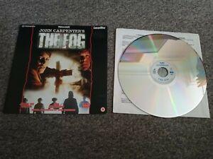 The Fog Laserdisc