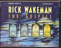 RICK WAKEMAN The Gospels 2-CASSETTE Set – Prog Rock Adjacent?