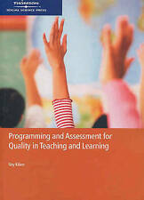 Programming and Assessment for Quality Teaching and Learning by Roy Killen (Paperback, 2005)