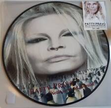 PATTY PRAVO - NELLA TERRA DEI PINGUINI - LP PICTURE DISC  VINILE NUMERATO