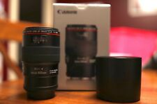 Canon EF 100mm F2.8 L Macro IS USM  Lens