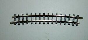 Roco 32205 H0e Schmalspurgleis gebogenes Gleis R493  13,1° unbenutzt