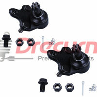 2Pcs Front Lower Ball Joints For Chevrolet Geo Prizm Toyota Celica 1.6L 1.8L 2.2