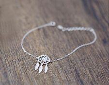 925 Sterling Silver Bracelet Dream Catcher