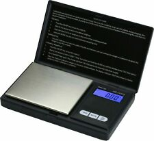 Pocket Scale Portable Mini Digital Scale with LCD Display 0.01G to 500G Scales