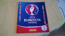 Panini UEFA Euro 2016 France Frankreich 18 Sticker Album Fussball Alben Sport