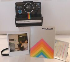 Polaroid SX-70 Instant Film Camera OneStep SE Special Edition +Manual TESTED