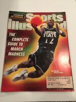 1999 Sports Illustrated MATEEN CLEAVES Michigan STATE SPARTANS CHAMPS Regional