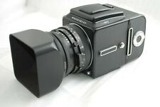 Hasselblad 501C Medium Format SLR Camera with C 80mm f2.8 A12 film Back #3976