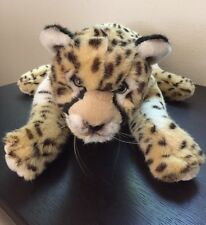 "ARIX NATIONS Large Leopard Cheetah Plush Stuffed Animal 26"" Long Head to Tail"
