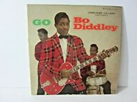 Go Bo Diddley Checker LP 1436 Vinyl Record        2