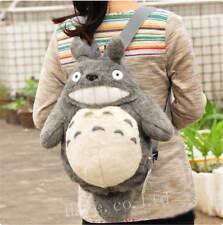 Anime My Neighbor Totoro Plush Backpack Girls Casual Schoolbag AAA