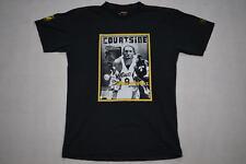 Nba unk kobe bryant t-shirt los angeles lakers vintage baloncesto #8 MVP used M