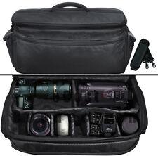 XL Camcorder Bag/Case for Sony VG30 VG900 FS700 AX2000 HD1000 MC2000