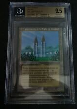 The Tabernacle at Pendell Vale - Legends ITA BGS GRADED 9.5 Old School Mtg Magic