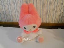 "Rare Vintage 1976 plush stuffed Sanrio My Melody hand puppet 13"" tall        Z8"