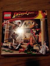 Brand New LEGO Indiana Jones and the Lost Tomb 7621 CIB MIB Complete Mint in Box
