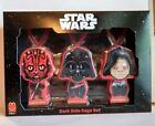 Star Wars toys figures Darth side saga set Maul Vader Emperor Mcdonalds sith Z16