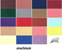 "Dolls House Carpet Self Adhesive A4 1/12th 30 Colours Available  13"" x 9"""