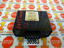 02 03 04 05 LAND ROVER FREELANDER WINDOW LIFT CONTROL MODULE YWC-107080 OEM