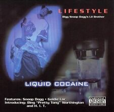 Liquid Cocaine, Lifestyle, New Explicit Lyrics