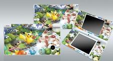Pokemon Z47 Vinyl Decal Skin Sticker for Nintendo DSi NDSi