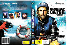 Deadliest Catch:Season 1-2005/2113-TV Series USA-10 Episodes 3 Disc-DVD