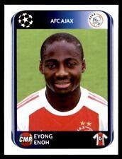 Panini Champions League 2010-2011 Eyong Enoh AFC Ajax No. 457