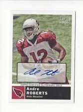 2010 Topps Magic #84 Andre Roberts AUTOGRAPH Cardinals