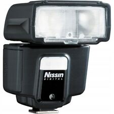 New Nissin i40 Compact Digital Flash for Canon