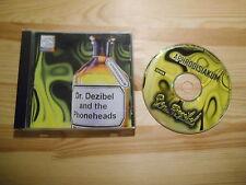 CD Rock Dr.Dezibel / Phoneheads - Aphrodisiakum (10 Song) PRIVAT PRESS