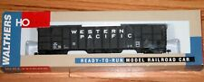WALTHERS 932-4060 61' WOOD CHIP CAR WESTERN PACIFIC WP 5105