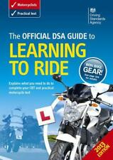 The Official DSA Guide to Learning to Ride (Driving Standards Agency) by Driving