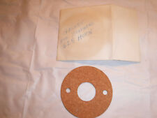 NEW OLD STOCK  1 Stephens Cork Gasket to mount their 625 Trusonic Horns + others