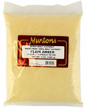 Muntons Malt Extract Dark 1.5Kg For Brewing Beer And Baking Malt Loaf Homebrew