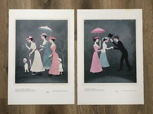 Helen Bradley Limited Edition Prints - Oh, Just Look! Said Mother. Ah Dear Emily