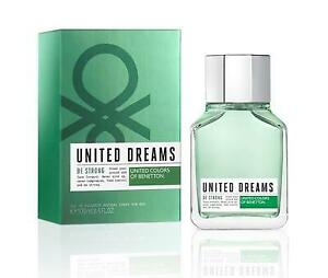 Benetton United Dreams Be Strong Men EDT 100ml