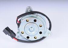 Radiator Fan Motor ACDelco GM Original Equipment 89019144