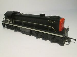 Triang Hornby R155 CN Transcontinental ALCO Diesel Switcher Canadian National