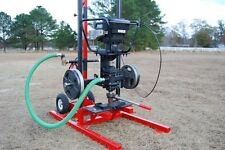 Well Drilling Rig Water Well Drilling Equipment Drill Machine DIY Driller Tool