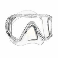 Mares Sunrise Clear Scuba Diving Mask
