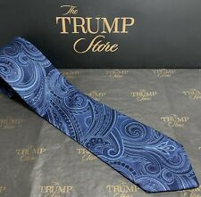 President Donald J Trump Signature Collection Tie -with Tags