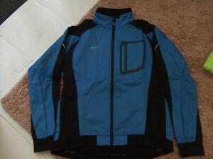 Men's Cycling Jacket Hi Visibility XL Brand New