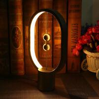 Heng Balance Lamp LED Night Light USB Powered Magnetic Switch Desktop Light Deco