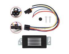 Blower Motor Resistor Speed Control Module Upgrade Auto Temp Kit 112822