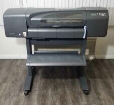 Hp Designjet 800ps C7779c 24 Large Format Printer Plotter Local Pickup Only